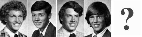 The Perpetrators. L to R: Kirkpatrick, Sublett, Mills, Herndon.